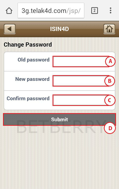 cara login isin4d mobile 4