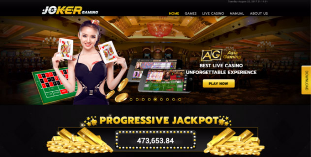 Agen Casino Joker123