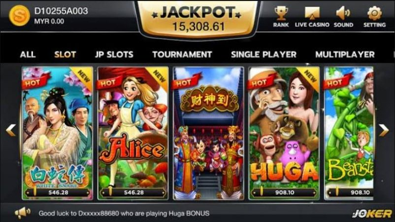 Tips Bermain Slot Joker123